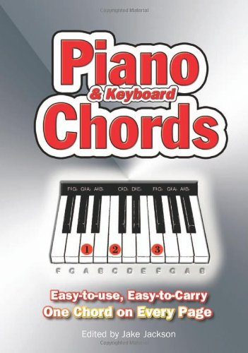 9781844517152: Piano and Keyboard Chords: Easy-to-Use, Easy-to-Carry, One Chord on Every Page