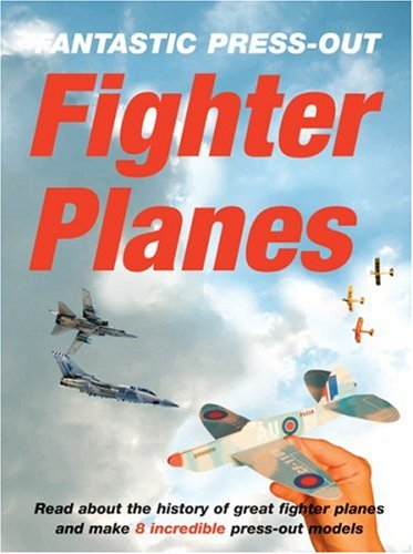 Fantastic Press-out Fighter Planes