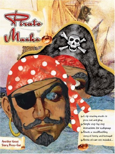 Pirate Masks (Story Press-out Models) (Press-out and