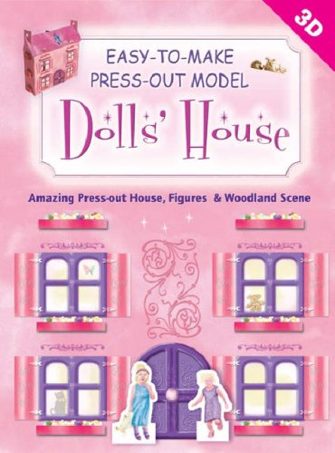 9781844517947: Dolls' House (Press-Out Models)
