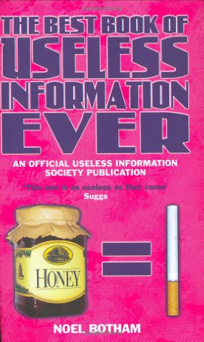 9781844541751: The Best Book of Useless Information Ever