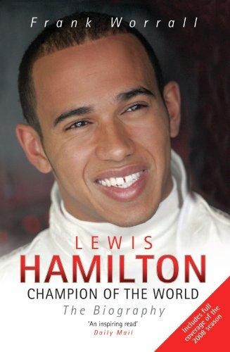9781844545438: Lewis Hamilton: The Biography