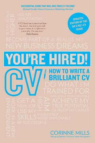 9781844551774: You're Hired! CV: How to write a brilliant CV