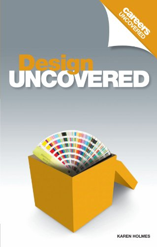 9781844552016: Careers Uncovered: Design Uncovered