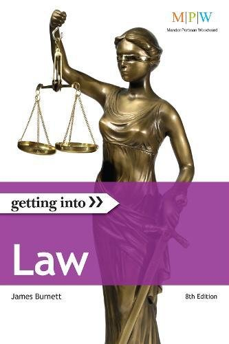 9781844552276: Getting Into Law (Getting Into series)