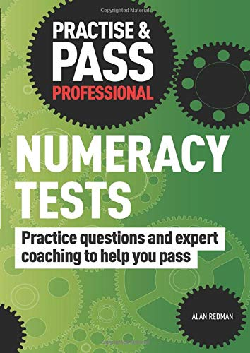 Practise & Pass Professional: Numeracy Tests: Alan Redman