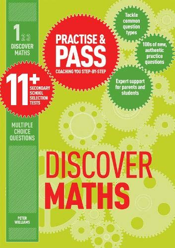 9781844552580: Practise & Pass 11+ Level One: Discover Maths