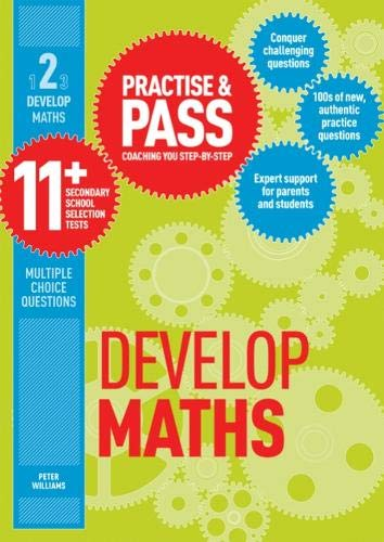 9781844552627: Practise and Pass 11+ Level 2: Develop Maths (Practise & Pass 11+)