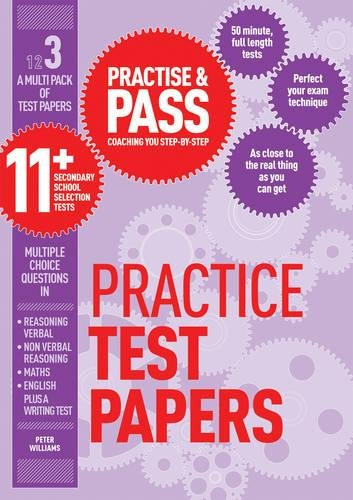 Practise & Pass 11+ Level Three: Practice Tests Variety Pack 1: Williams, Peter