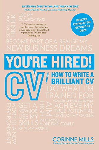 9781844556250: You're Hired! CV: How to write a brilliant CV