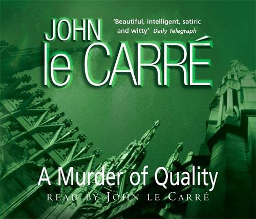 9781844561681: A Murder of Quality