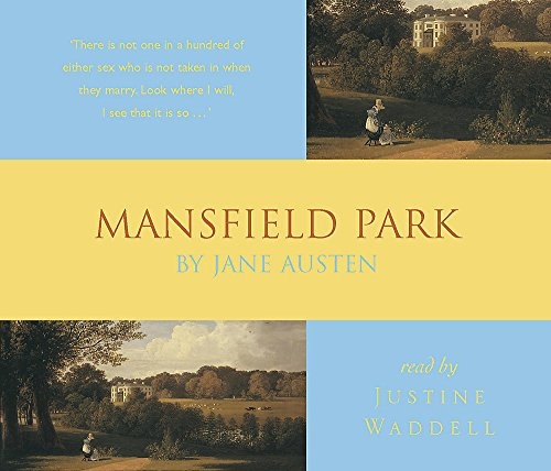 an examination of the game of speculation in mansfield park by jane austen