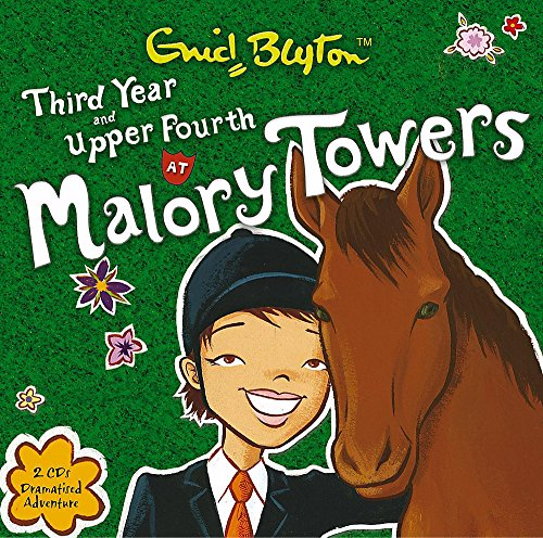 9781844562756: Third Year and Upper Fourth at Malory Towers