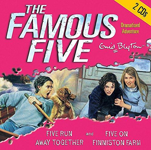 9781844562770: 4. Five Run Away Together & Five on Finniston Farm
