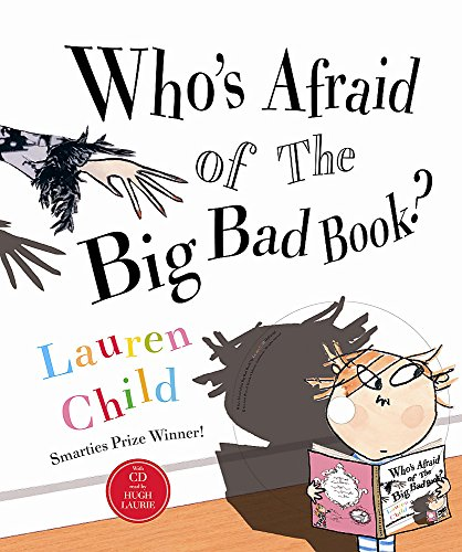 9781844564095: Who's Afraid of the Big Bad Book? (Book & CD)