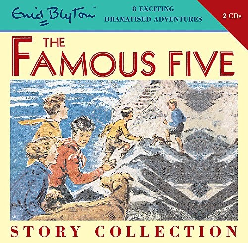 9781844564187: The Famous Five Short Story Collection (Famous Five: Short Stories)