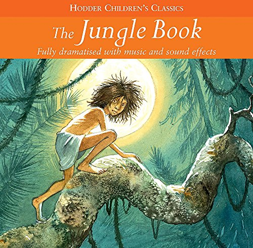 Children s Audio Classics: The Jungle Book: Arcadia Entertainment