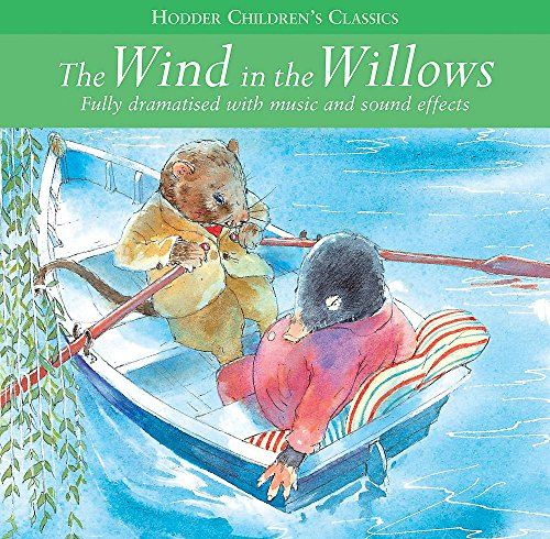 9781844566730: Children's Audio Classics: The Wind In The Willows