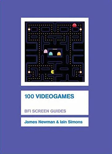 9781844571628: 100 Videogames (Screen Guides)