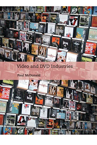 9781844571680: Video and DVD Industries (International Screen Industries)