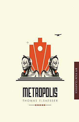 9781844575015: Metropolis (BFI Film Classics)