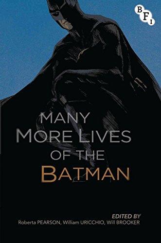 Many More Lives of the Batman: Roberta Pearson