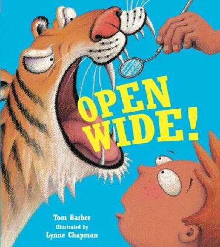 9781844580538: Open Wide