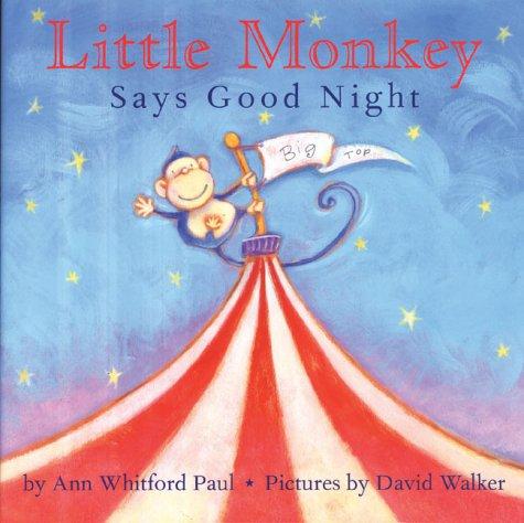 9781844581627: Little Monkey Says Goodnight