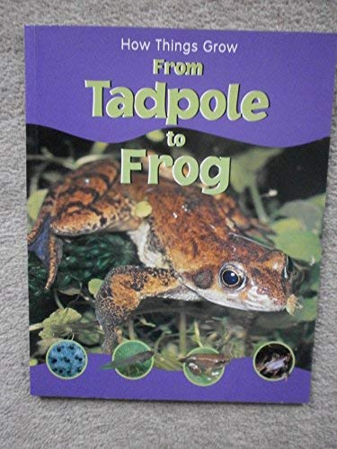 9781844582594: How Things Grow from Tadpole to Frog