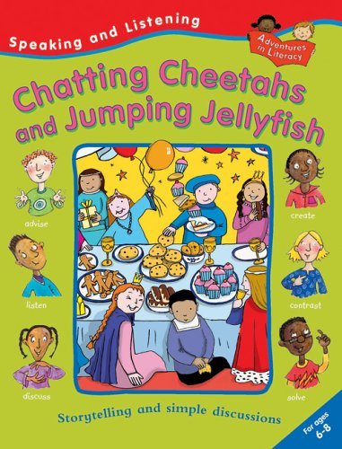9781844583126: Chatting Cheetahs and Jumping Jellyfish (Speaking & Listening)
