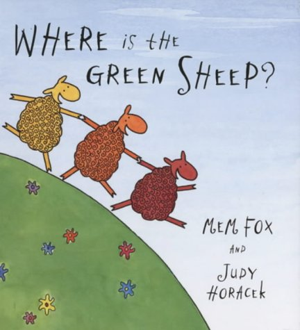 9781844583676: Where is the Green Sheep?