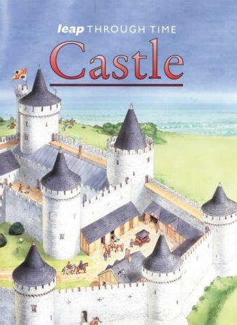 9781844584345: Castle (Leap Through Time)