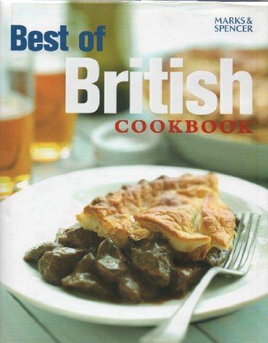 9781844611522: Best of British Cookbook (Marks & Spencer)