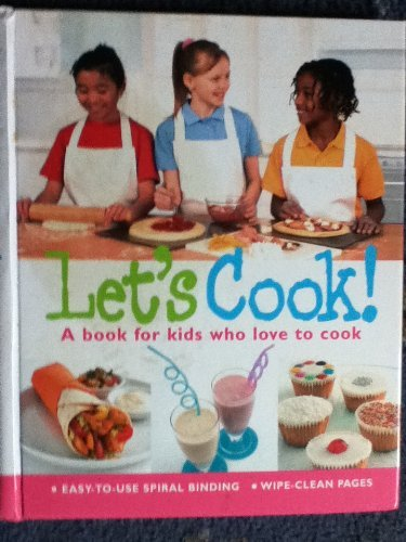 9781844613502: let's Cook! A book for kids who love to cook.