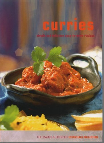9781844616541: Curries (The Marks and Spencer Essentials Collection)