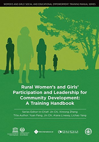 9781844644100: Rural Women's and Girls' Participation and Leadership for Community Development: A Training Handbook (Women's and Girls' Social and Educational Empowerment: Training Manual Series)