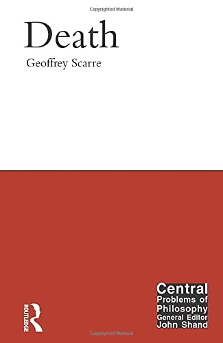 9781844650835: Death (Central Problems of Philosophy)