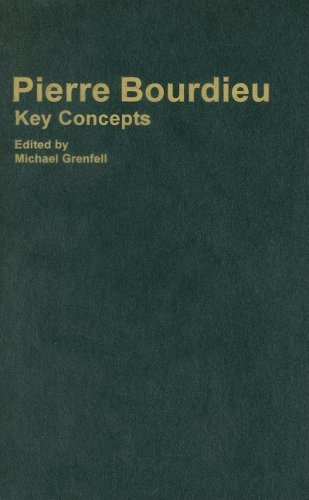 9781844651177: Pierre Bourdieu: Key Concepts