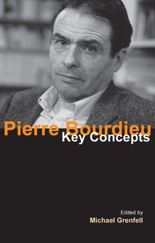 9781844651184: Pierre Bourdieu: Key Concepts