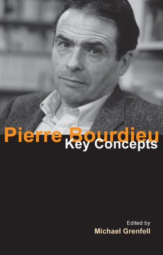 9781844651184: Pierre Bourdieu: Key Concepts
