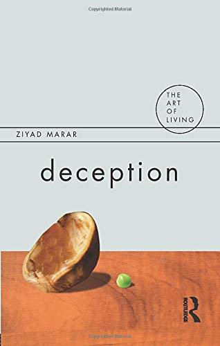9781844651511: Deception (The Art of Living)