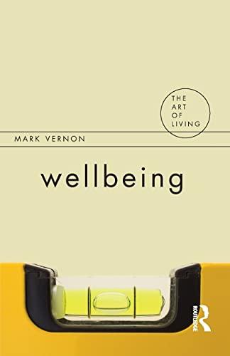 Wellbeing: Mark Vernon
