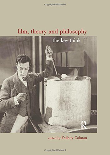 9781844651856: Film, Theory and Philosophy: The Key Thinkers