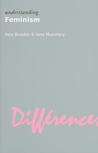 9781844651955: Understanding Feminism (Understanding Movements in Modern Thought)