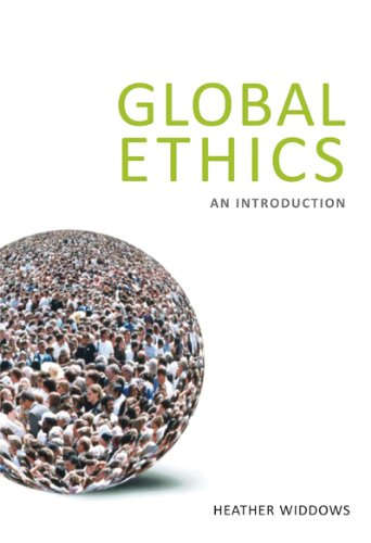 9781844652815: Global Ethics: An Introduction