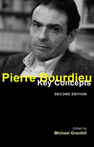 9781844655298: Pierre Bourdieu: Key Concepts