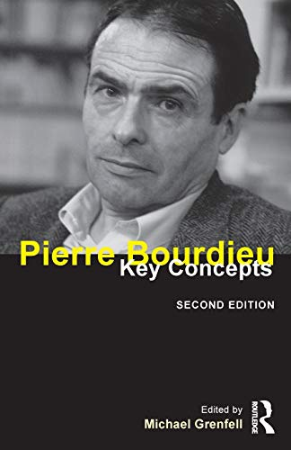 9781844655304: Pierre Bourdieu: Key Concepts