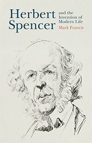 9781844656783: Herbert Spencer and the Invention of Modern Life