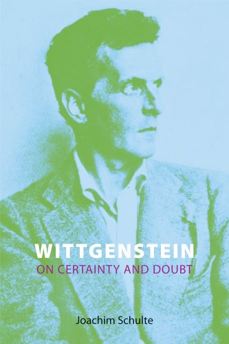 9781844658282: Wittgenstein on Certainty and Doubt (Wittgenstein's Thought and Legacy)