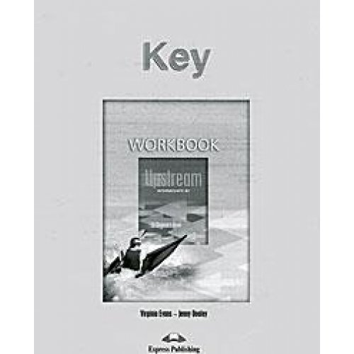9781844660650: Upstream Intermediate B2 Workbook Key (Old)